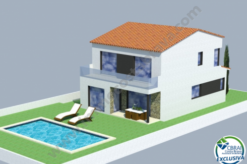 New construction for sale in Garriguella
